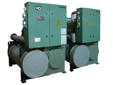 Hitachi Water Cooled Chiller